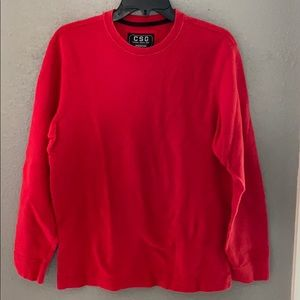 Men's Champs Sports Gear Thermal - Red